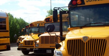 madame.furie, FlickrCC school buses cause a lot of pollution