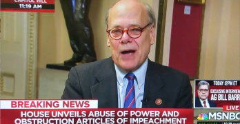 Watch Congressman callout MSNBC for fully airing Republican press conference of lies