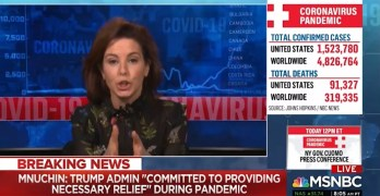 Stephanie Ruhle on bailout