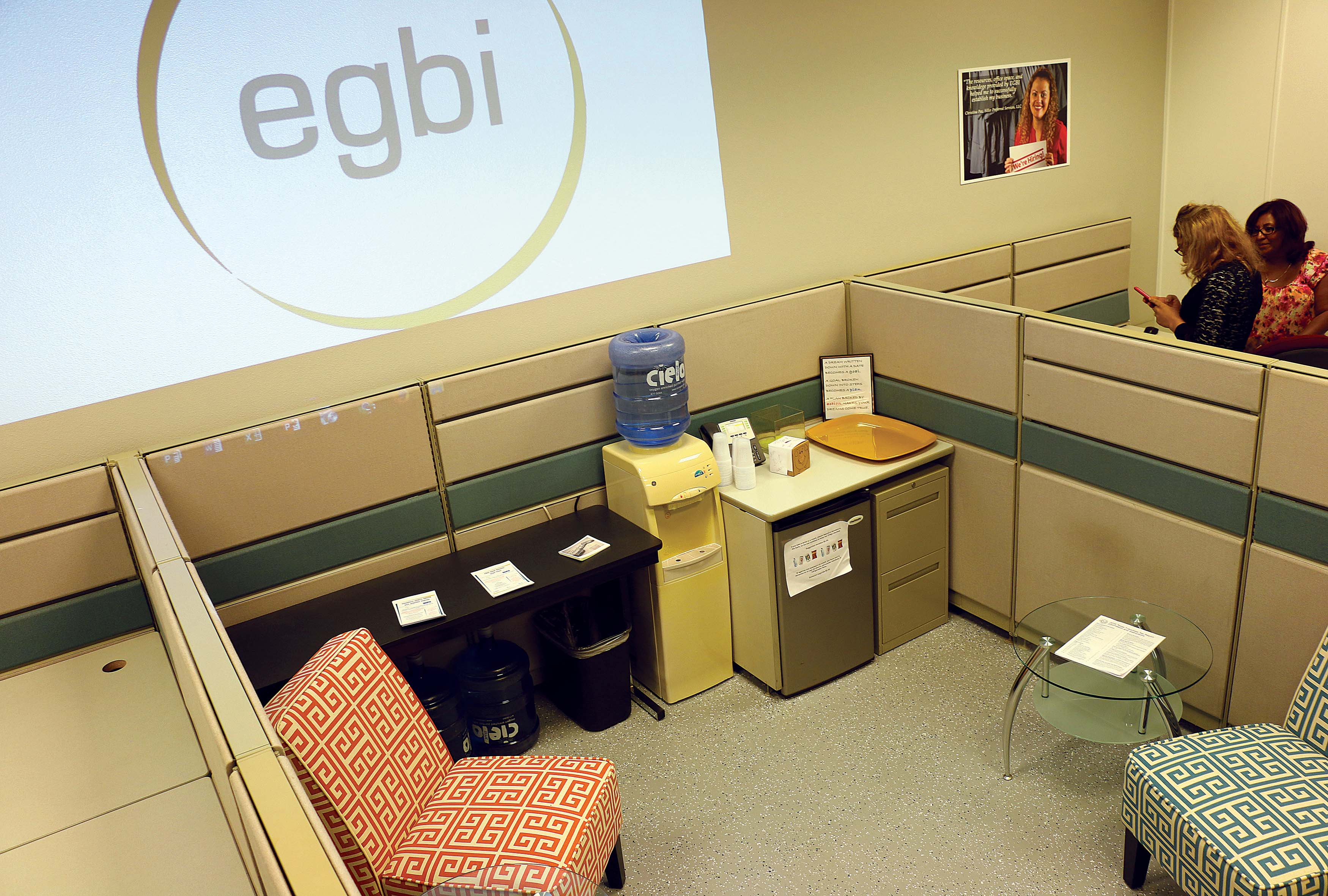 Co Working And Office Rental Economic Growth Business Incubator