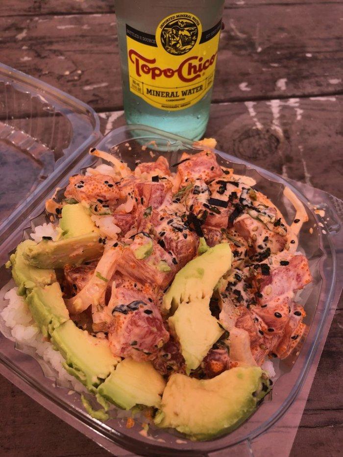 Hawaiian food truck
