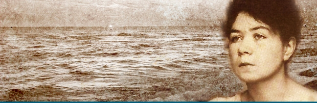 Resultado de imagen para alfonsina storni vestida de mar