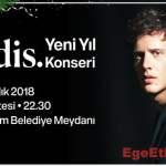 Edis Bodrum Yılbaşı Konseri 2019