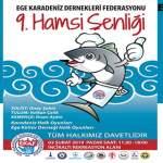 İzmir 9.Hamsi Şenliği 2019