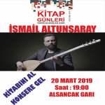 İsmail Altunsaray İzmir Konseri – 20 Mart 2019