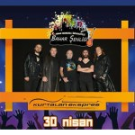 Kurtalan Ekspres ADÜ Konseri – 30 Nisan 2019