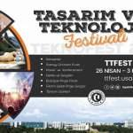 Uşak Tasarım ve Teknoloji Festivali 2019