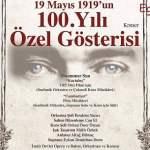 İZDOB 19 Mayıs 100.Yılı Özel Gösterisi