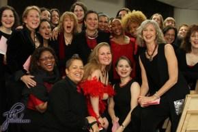 Eve Ensler & the Cast of Vagina Monologues, 2011