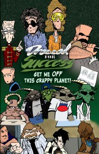 Get Me Off This Crappy Planet - TPB