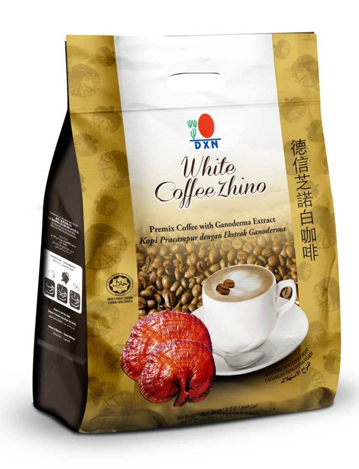 DXN White Coffee - fehér kávé