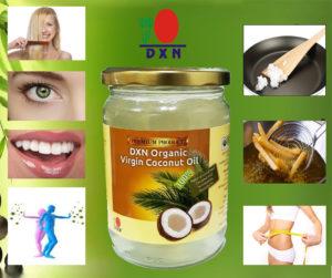 DXN Bio szűz kókuszolaj