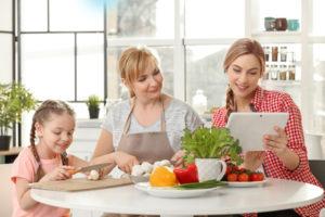 Die richtige Ernährung ist ausschlaggebend für eine gesunde Haut