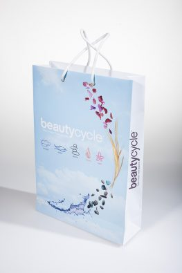 Бумажный пакет BeautyCycle