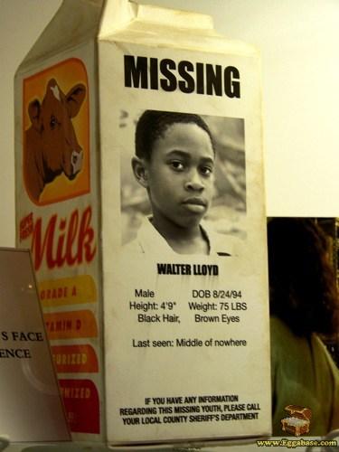 Resultado de imagen de milk secuestred child