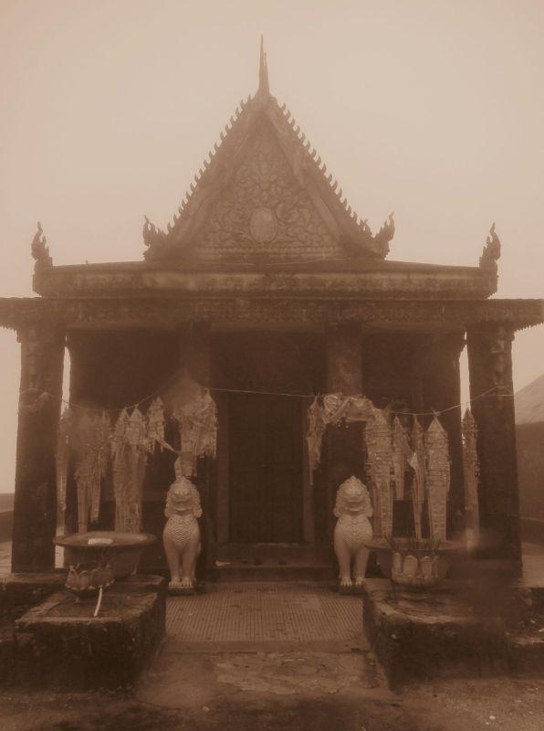 Wat Sampov Pram Bokor National Park, Cambodia