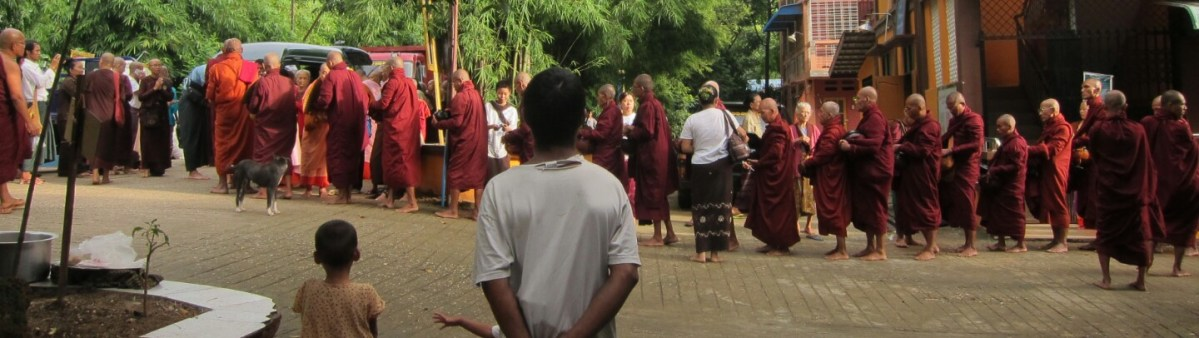 Walking With the Monks
