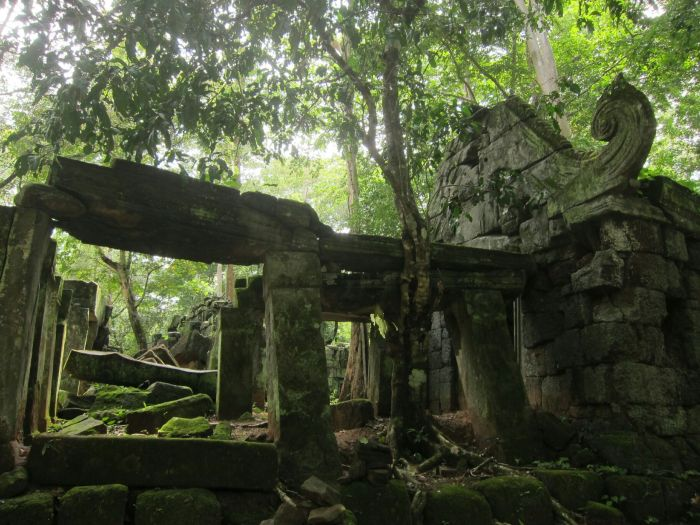 Nearby Srot Temple