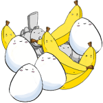 EGGBANANA multi