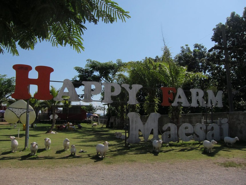 Happy Farm Mae Sai