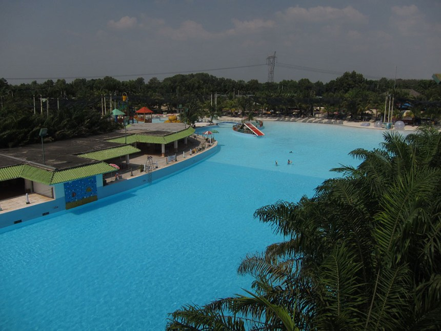 Dai Nam Park, Vietnam