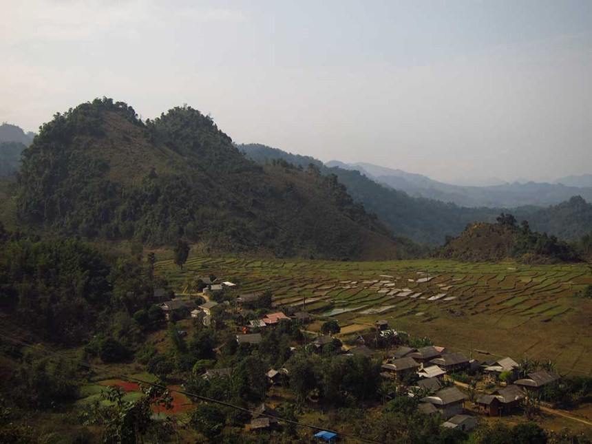 Mai Chau to Mộc Châu