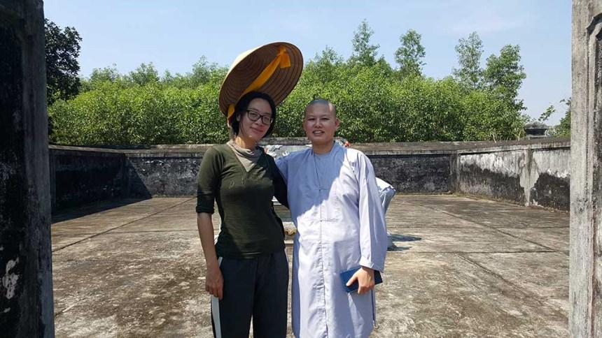 Nguyễn Phúc Chu tomb, hue