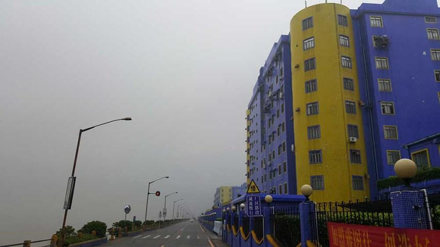Gaoming to Jiangmen