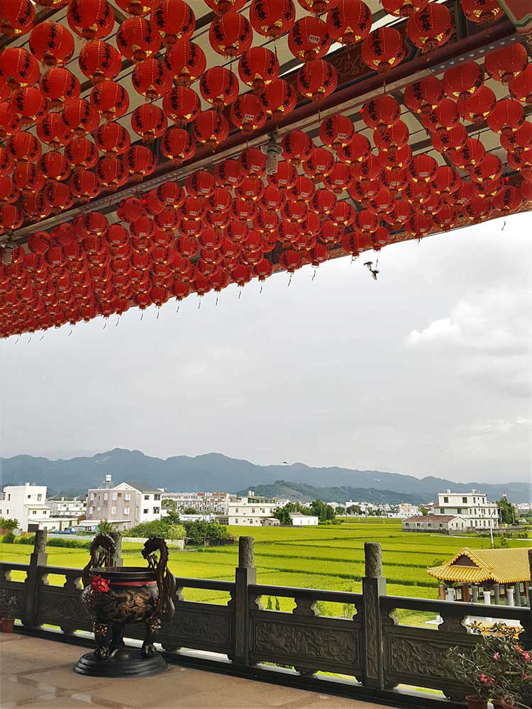 Taken from a Confucian temple in the paddy fields of Miaoli