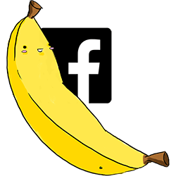BananaFACEBOOK