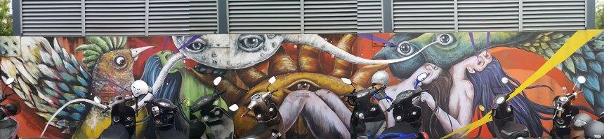 tainan street art