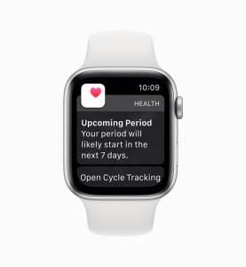watchOS 6 advances health