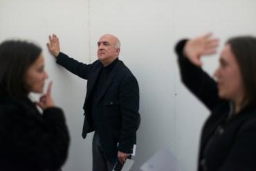 Hannes Egger, Public Performance (Photo: Pedro Tropa)