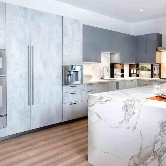 Luxury Modern Kitchen By Eggersmann