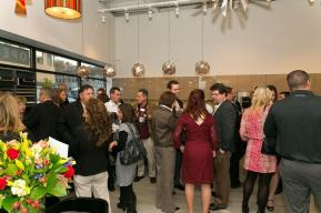 east liberty luxe grand opening party attendees