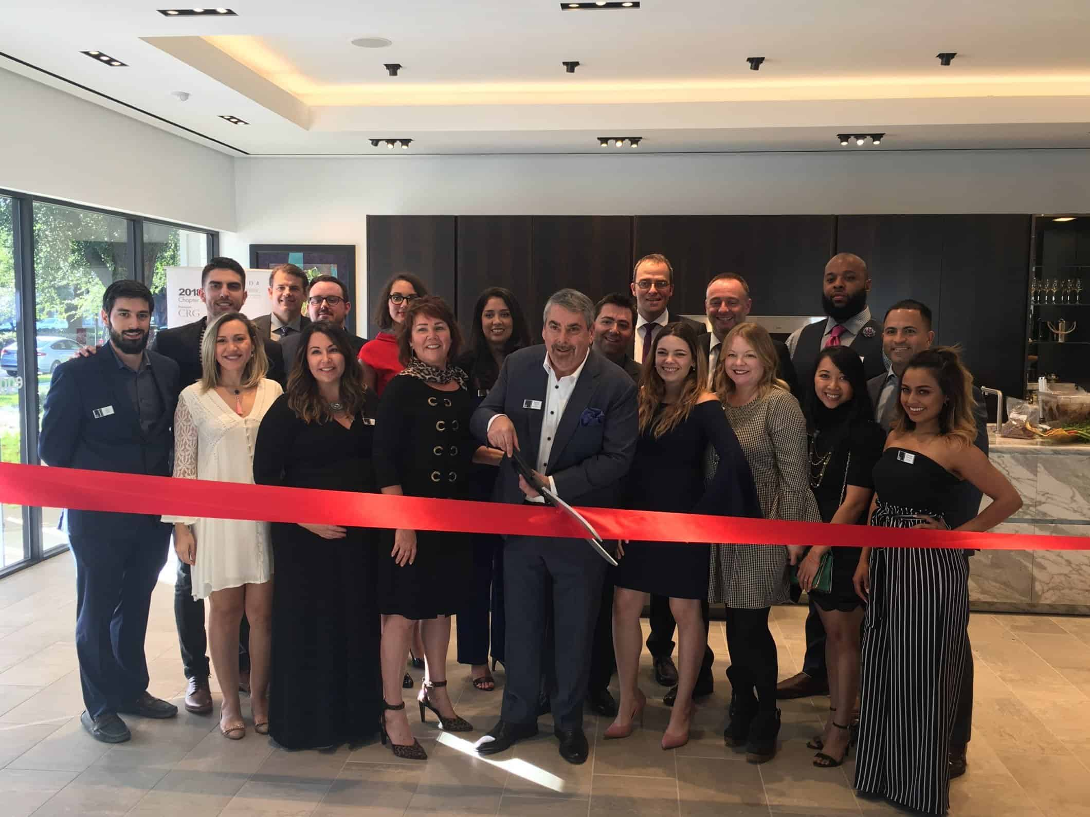 eggersmann Dallas celebrates grand opening