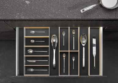 BoxTec - Light Ash utensil storage