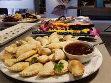 eggersmann fl ceu subzero event fruit buffet served