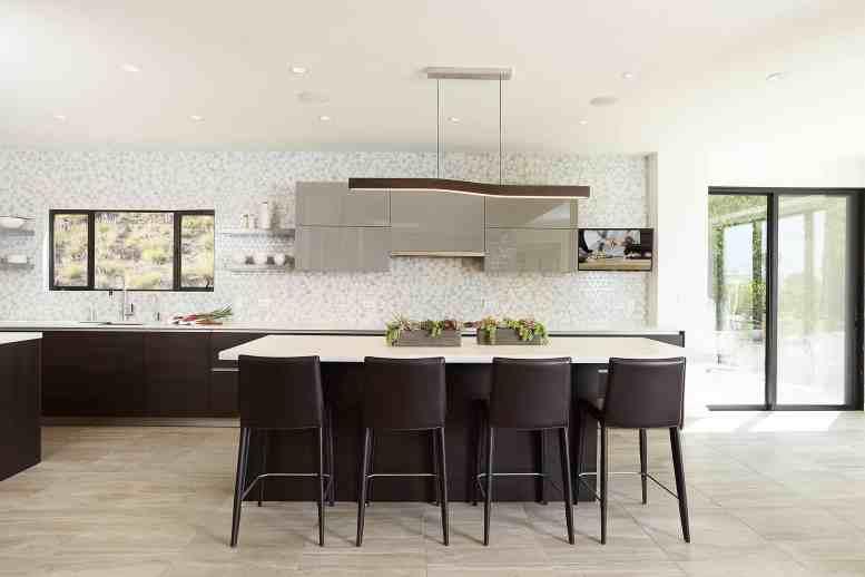 moussa kitchen project completed by eggersmann la