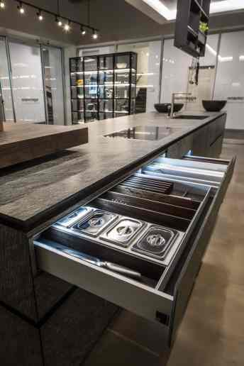 eggersman boxtec drawer organization for serving and entertaining tools and gadgets