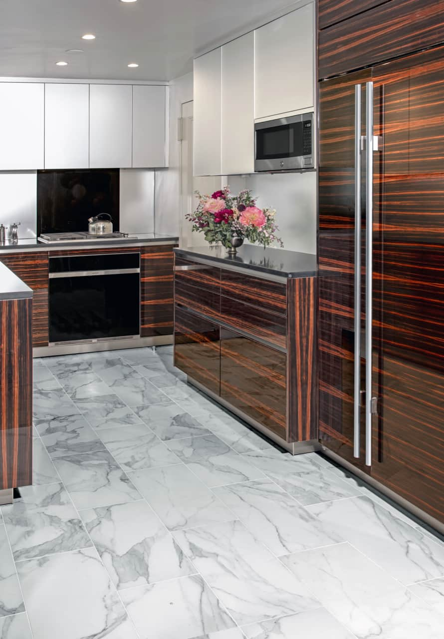 5th avenue upper east side pre-war apartment kitchen bespoke by eggersmann