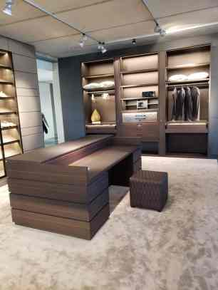schmalenbach factory tour masculin custom walk-in wardrobe