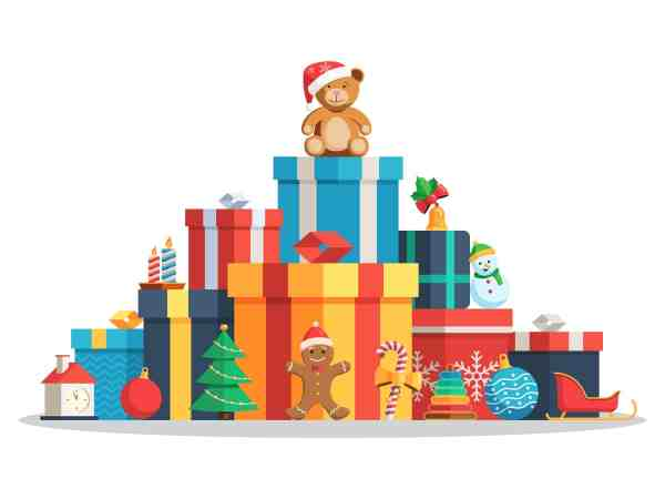 holiday toy drive in eggersmann la showroom