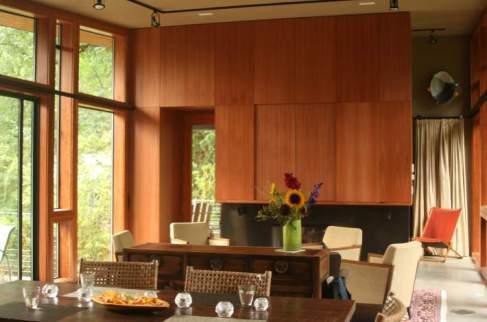 Dining & Living Room