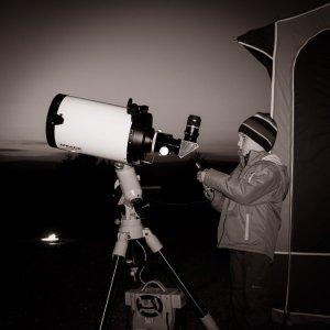 Northumberland Dark Sky Park Stargazing Trip