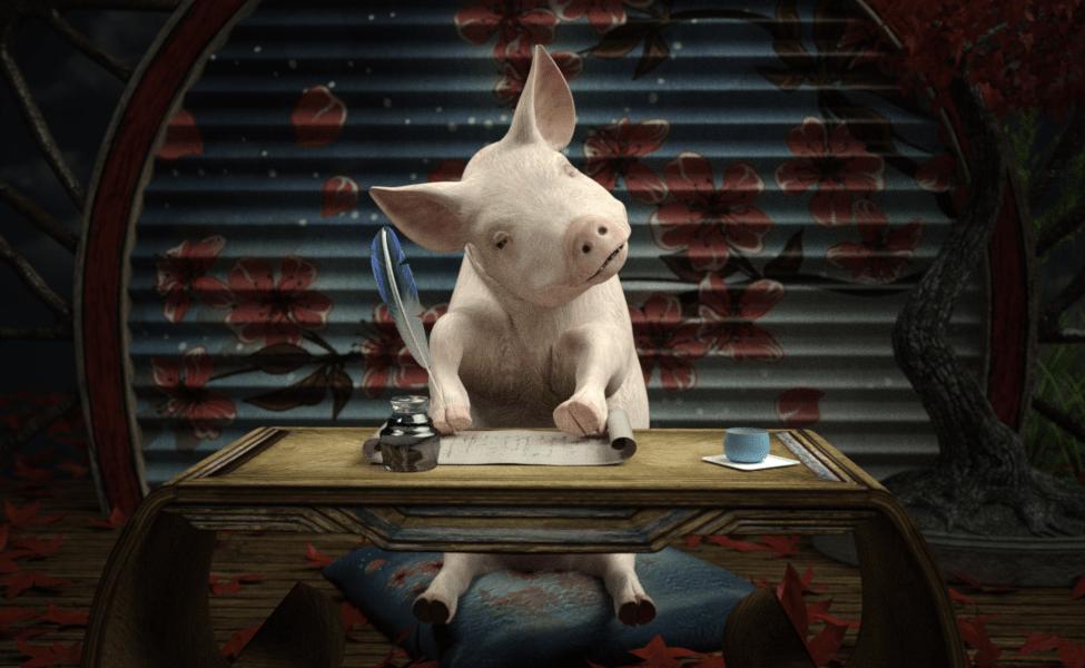 A Porcine Abogado