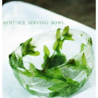 Ice-Mint Serving Bowl