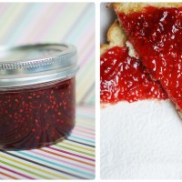 Spiced Raspberry Jam