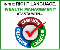 In the Right Language, 'Wealth Management' Starts with 'Cash Flow'