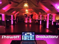 Uplighting Events